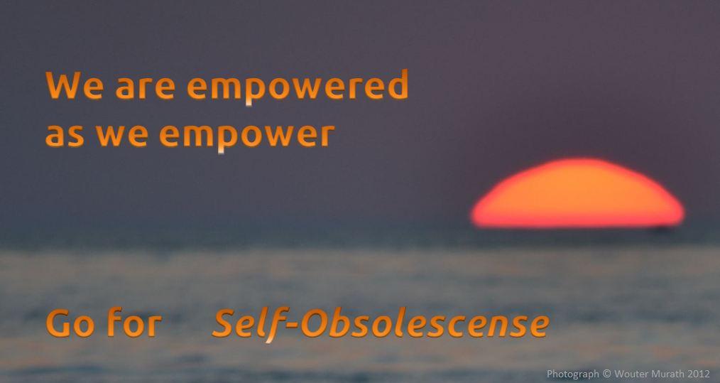 Self-Obsolescense